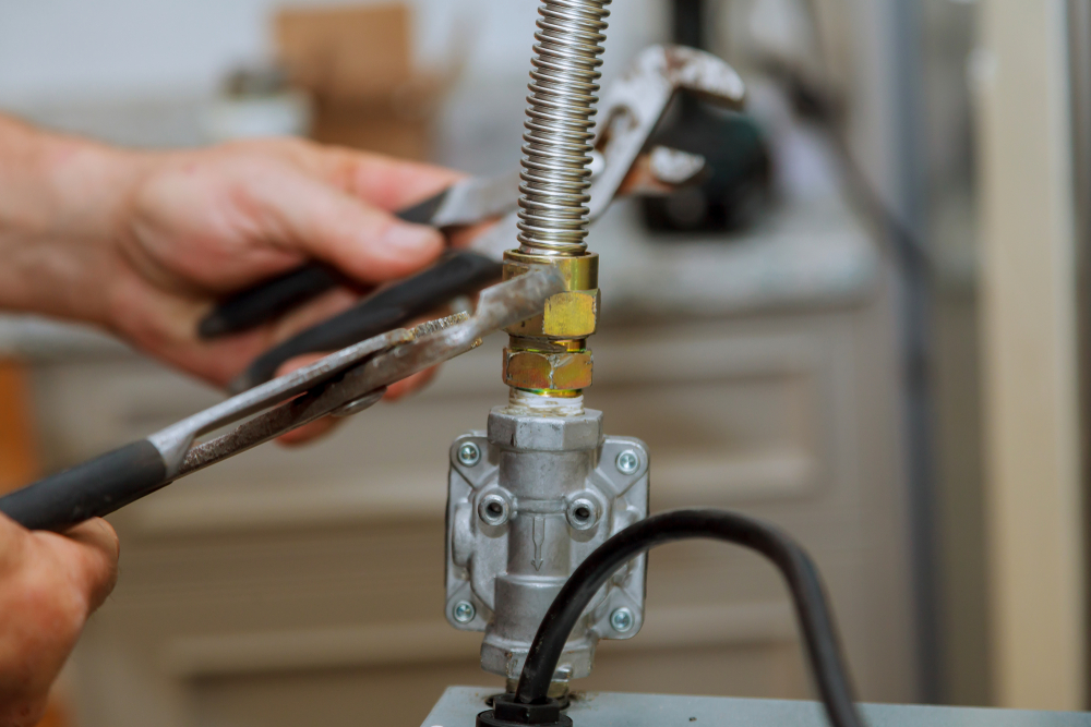 Gas Line Installation & Repair Service In Smokey Point By The Professionals