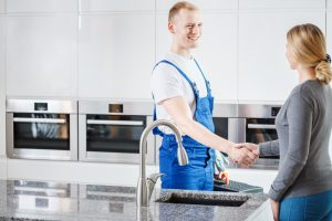Drain Cleaning In Edmonds
