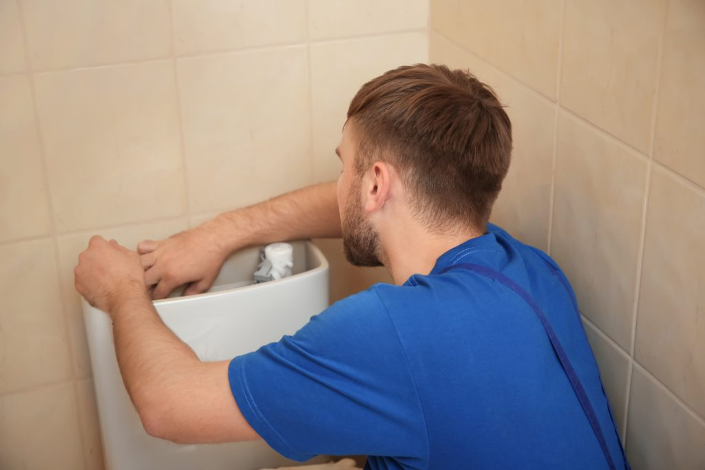 Toilet Installation & Repair Service In Granite Falls