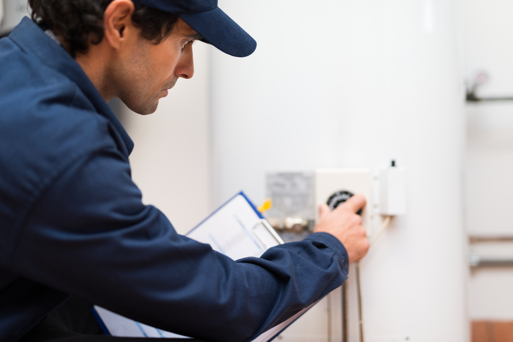 Checking Your Water Heaters In Forbes Hill