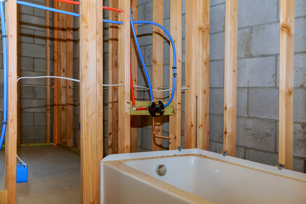 Change Up Your Design Using Bathroom Remodel Plumbing In Monroe