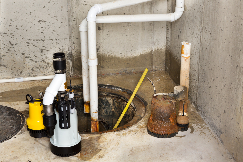 Add Peace Of Mind With Sump Pump Installation & Repair Service In Marysville