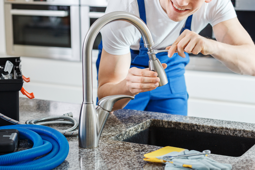 Updating The Kitchen Plumbing In Your Mill Creek Home? Call Us First!