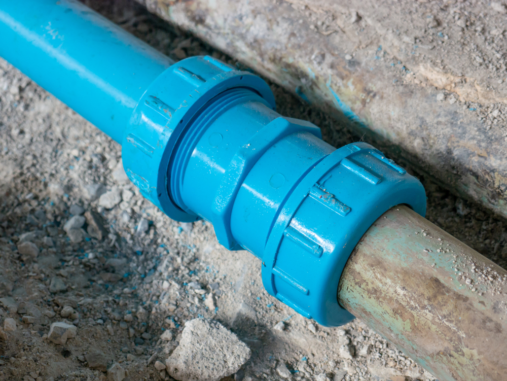 Looking For Water Line Installation, Repair Or Replacement In Arlington?
