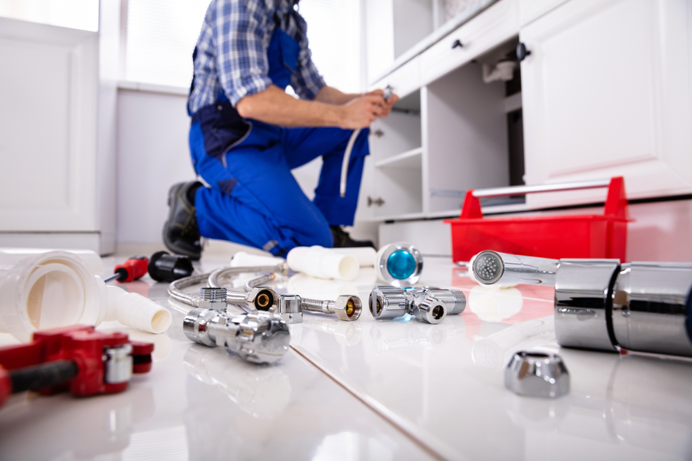 Do You Need Assistance With Kitchen Plumbing Near Clearview?